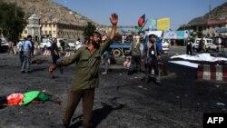 Vendi ku ndodhi sulmi vetëvrasës, Kabul, 23 korrik 2016