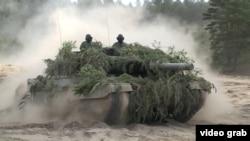 Учения НАТО в Польше. Май 2016 года