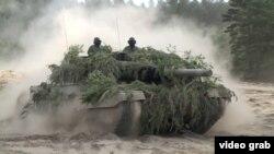 Polşada NATO qüvvələri
