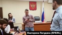 На заседании суда по делу адвоката Михаила Беньяша