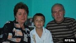 Familia Rusu