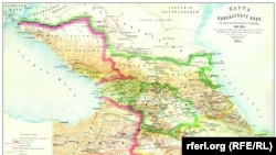 Къилбаседа Кавказ, 1903-чу шарахь йина 19-гIа бIе шо долалуш хиллачу дозанийн историн реконструкци.