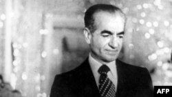 Iranski šah Mohammed Reza Pahlavi