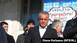 Vlad Plahotniuc la un miting în sprijinul PD