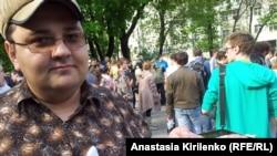 Гулянья оппозиции в Москве 9 мая