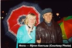 Віктар Маркавец і Тацяна Гаранская