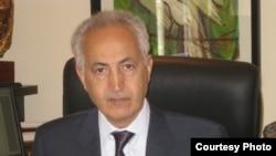 السفير العراقي سمير الصميدعي