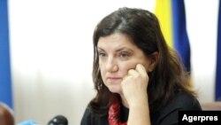 Raluca Prună, fost ministru tehnocrat al Justiției