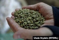 Зялёная кава