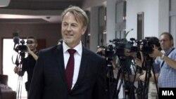 Ambasadori i BE-së në Shkup, Aivo Orav