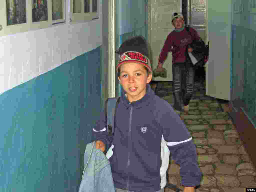 The UNICEF/EU program hopes to place a fourth of Moldova's orphans with families, but money has become scarce.