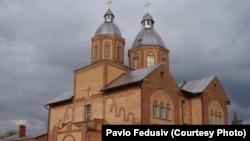 Монастир отців-василіян Серця Христового, с. Званівка, Бахмутський район Донецької області