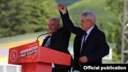 """Предлог на ДУИ е нов омбудсман да биде Насер Зибери, кој беше нивни кандидат за """"прв Албанец премиер"""" на последните парламентарни избори во Македонија"""