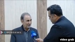 GRAB-Tea And Sympathy For Former Tehran Mayor Who Says He Killed His Wife
