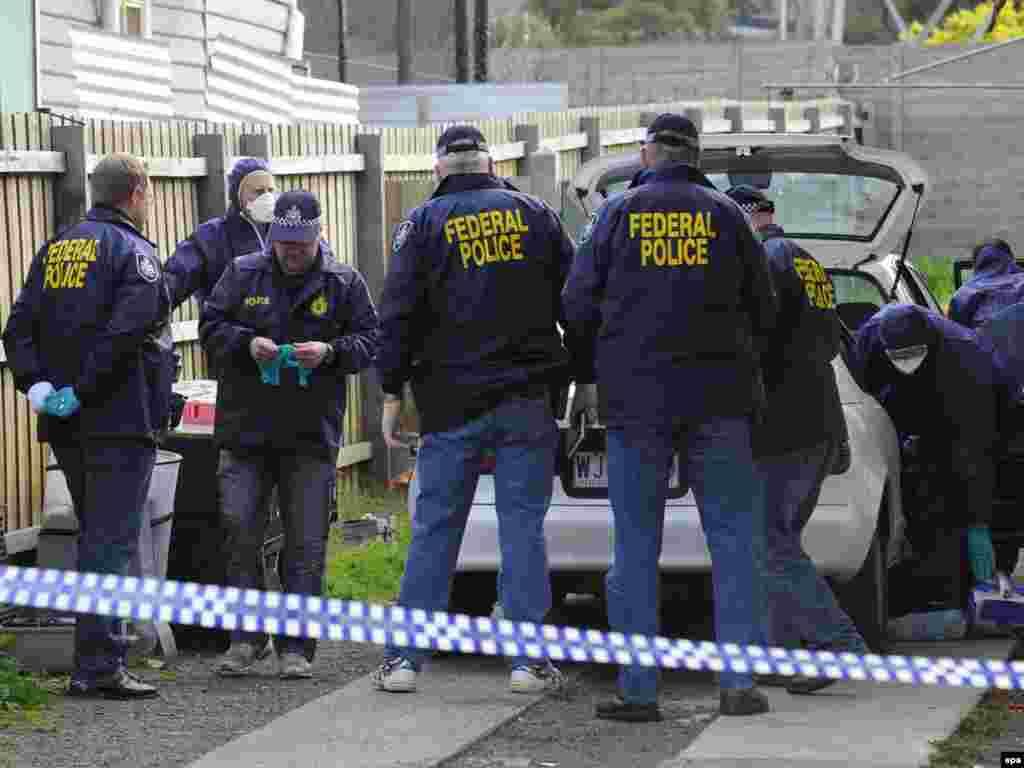 В Австралии задержаны 4 подозреваемых в терроризме. Все задержанные - австралийцы сомалийского и ливанского происхождения в возрасте 22-26 лет