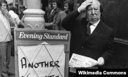 Alfred Hitchcock öz filmində
