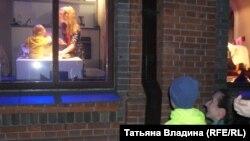 """Арт-проект хабаровского ТЮЗа """"Театр в окнах"""" существует несколько лет"""