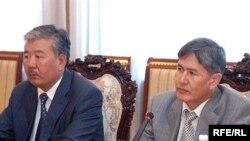 Дониëр Усенов етакчилигидаги Бишкек ҳукумати Тошкент билан бораëтган музокараларда газ нархини имкон қадар туширишга ҳаракат қилмоқда.