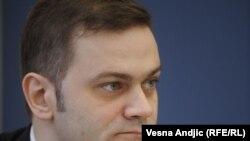 Шефот на српскиот преговарачки тим Борислав Стефановиќ