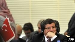 احمد داود اوغلو، وزیر خارجه ترکیه