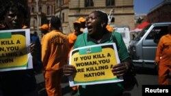 Африканист Ирина Филатова о сексуальных преступлениях в ЮАР