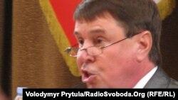 Сергій Цеков, один із колишніх кримських депутатів