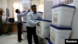 انتخابات ریاستجمهوری دوره پیش در آمل