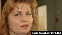 Елена Манякина, социальный педагог школы-гимназии № 118. Алматы, 24 декабря 2013 года.