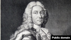 Dimitrie Cantemir (1673-1723)