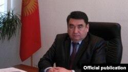 Эрик Асаналиев.