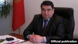 Эрик Асаналиев, посол Кыргызстана в Беларуси.