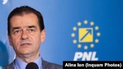Președintele PNL, Ludovic Orban, îi ia apărarea primarului din Iași, Mihai Chirica