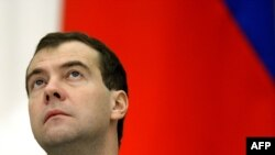 Russian President Dmitry Medvedev inherited all the top Kremlin officials from his predecessor and has not made changes in the lineup until now.