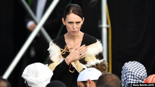 Premijerka Novog Zelanda Jacinda Ardern