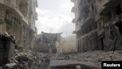 گفته میشود این حملات در زمستان گذشته در ادلب انجام شدهاست