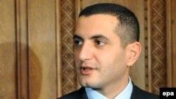 Former Georgian Defense Minister David Kezerashvili
