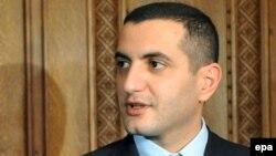Former Georgian Defense Minister Davit Kezerashvili
