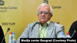 Dušan Janjić, foto: Medija centar Beograd