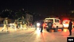 Owganystanyň media serişdelerinde Kabulyň merkezinde bir awstraliýaly aýalyň alnyp gaçylandygy barada maglumat peýda boldy. Arhiwden