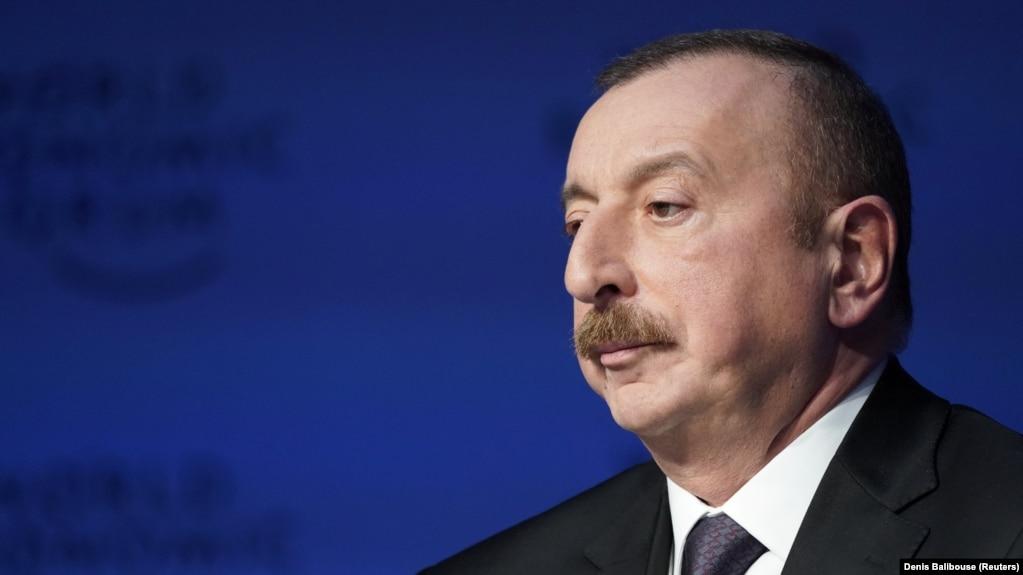 Президент Азербайджана поедет в Москву на открытие ЧМ-2018