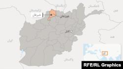 حشر: اعضای گروه داعش که تعداد شان به یکصد نفر میرسد در تمام مناطق اطراف ولسوالی درزاب فعالیت چشمگیری دارند.