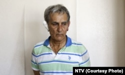 Акын Озтюрк после ареста