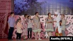 Актанышта Әлфия Авзалова фестивале