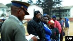 Выбары ў Зімбабвэ