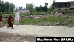 На этом месте в городе Абботтабад близ Исламабада стоял дом, где в последние годы жил Усама бин-Ладен.