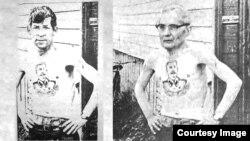 Неизвестный зэк и секретарь М.А.Суслов