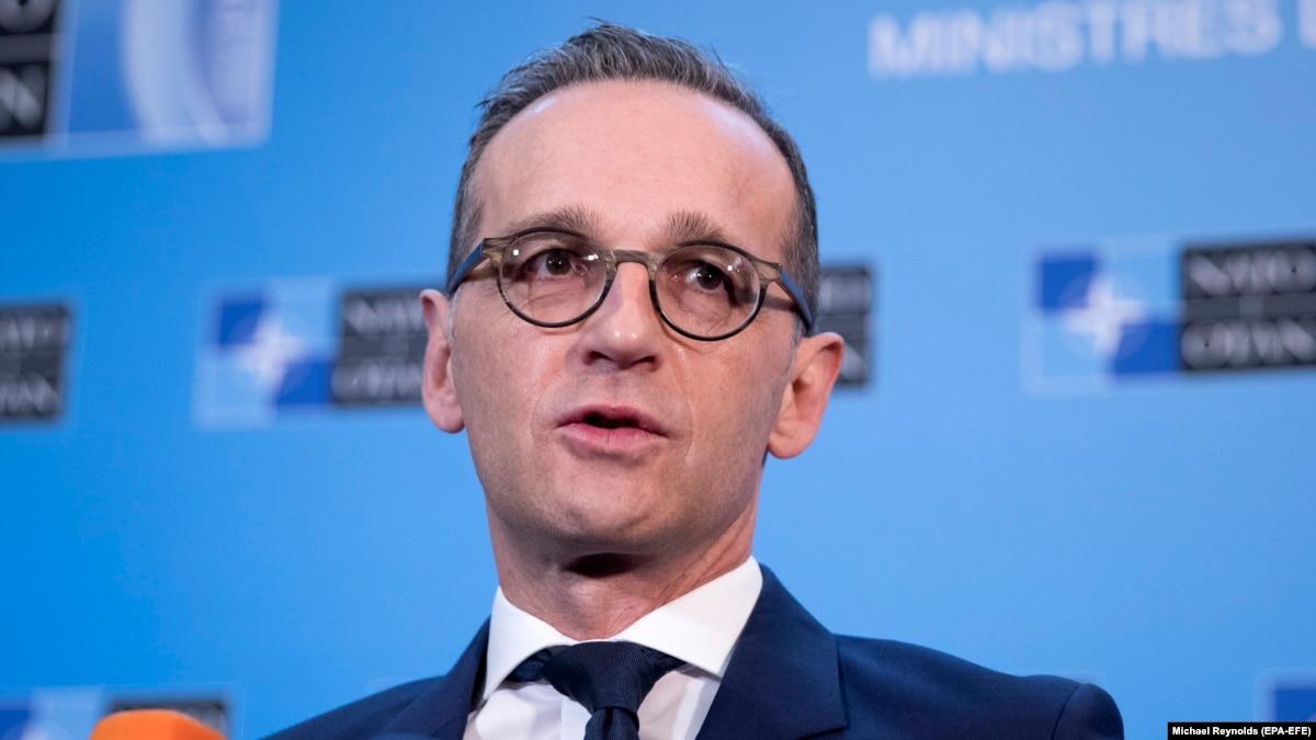 Глава МИД Германии возразил Путину: Россия не просила выдать убитого в Берлине Хангошвілі