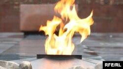 Вечный огонь (иллюстративное фото)