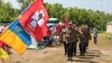 Во время всеукраинской военно-патриотической игры «Джура»