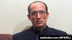 Гулгелды Аннаниязов